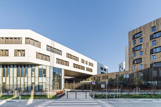 Lycée La Plaine by Brenac & Gonzalez | Schools
