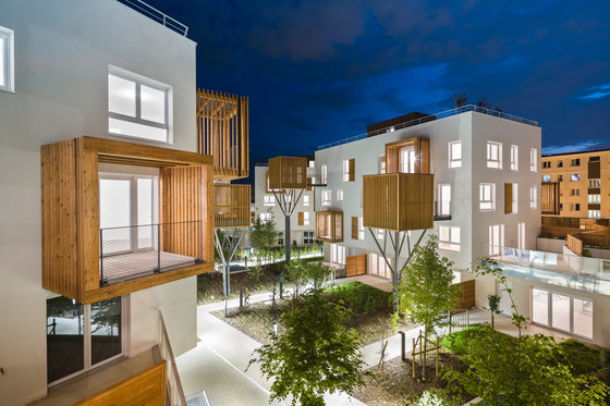 Romainville by Brenac & Gonzalez | Apartment blocks