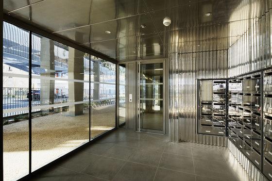 Rue Camille Claudel by Hamonic+Masson & Associés   Apartment blocks
