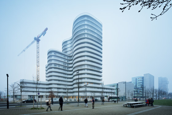 New'R Building by Hamonic+Masson & Associés | Office buildings