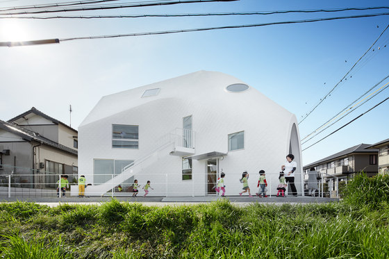 Clover House by MAD Architects | Kindergartens / day nurseries