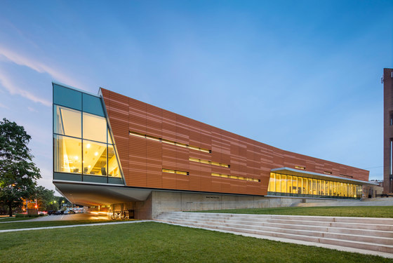 Lawrence Public Library Expansion by Gould Evans | Administration buildings