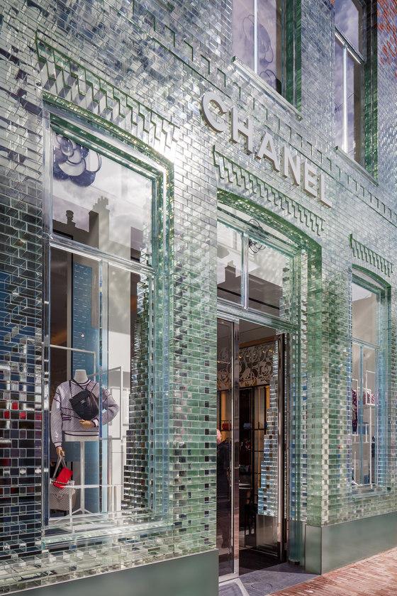 Crystal Houses by MVRDV | Shops