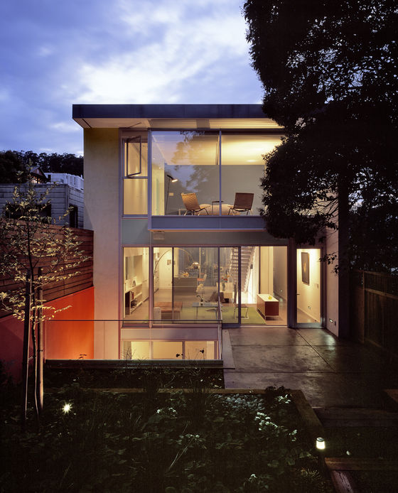 Modern House Design Phd 2015015: 1532 HOUSE By Fougeron Architecture