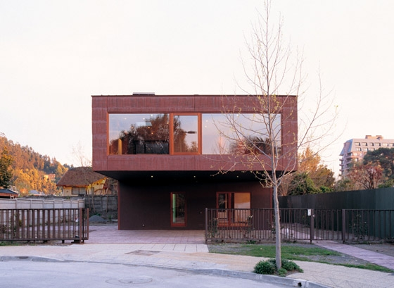 Pael House by PEZO VON ELLRICHSHAUSEN ARCHITECTS | Detached houses