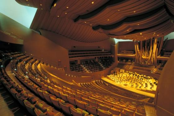 Walt Disney Concert Hall de Frank O. Gehry | Salas de conciertos