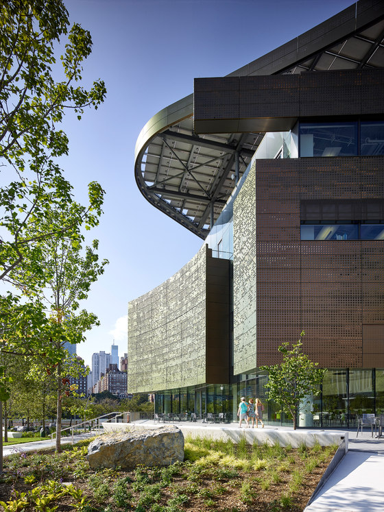 The Bloomberg Center by Morphosis Architects | Universities