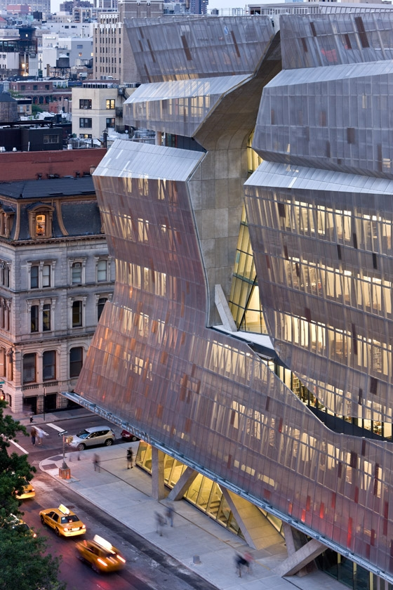 41 Cooper Square de Morphosis Architects | Universidades
