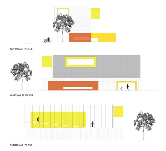 primetime nursery school by studio mk27 | Kindergartens / day nurseries