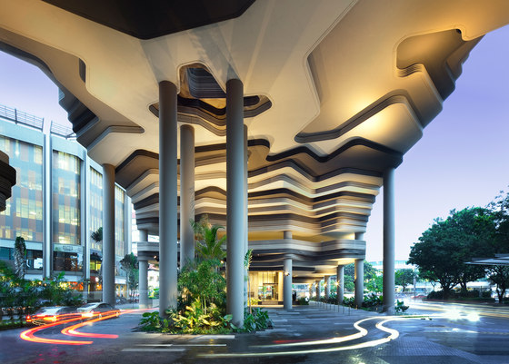 PARKROYAL on Pickering by WOHA | Hotels