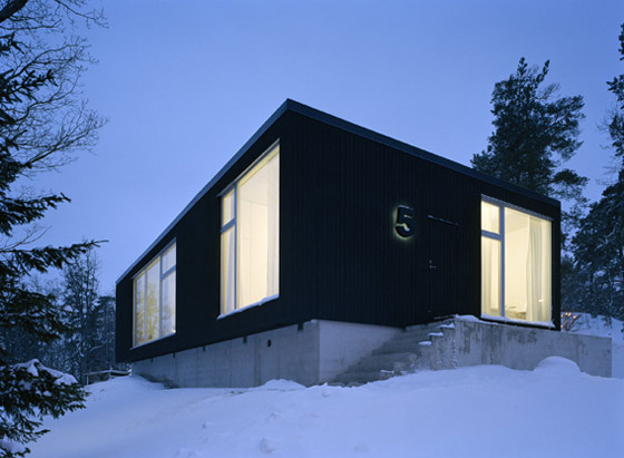No.5 House by Claesson Koivisto Rune | Detached houses