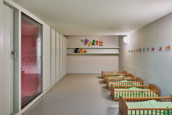 Multi-reception facility by Dominique Coulon & Associés | Kindergartens / day nurseries