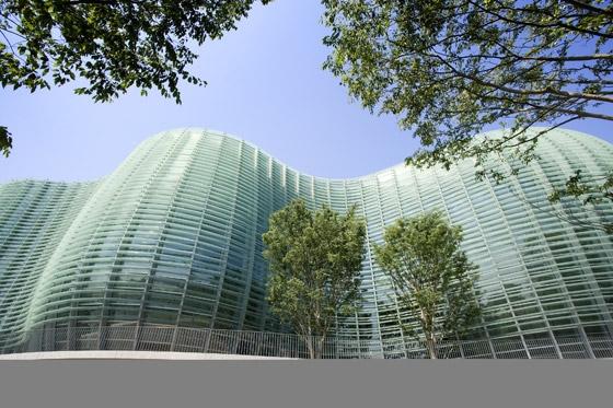 The National Art Center von Kisho Kurokawa | Museen