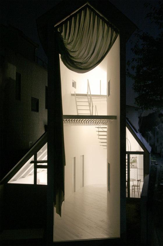 O House by Hideyuki Nakayama Architecture | Detached houses