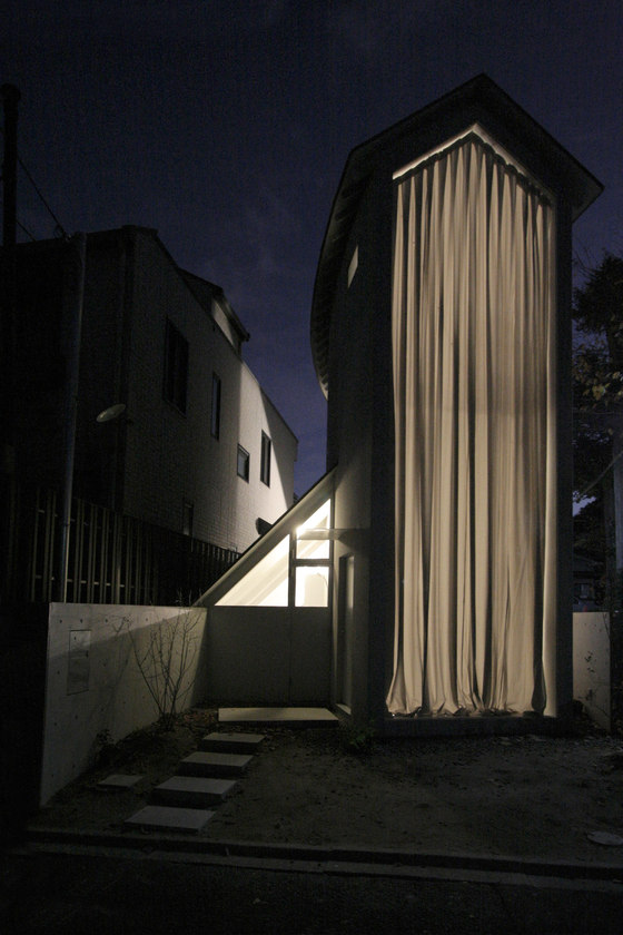 Hideyuki Nakayama Architecture-O House