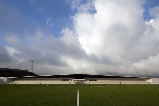 Stadium Matosinhos by Guilherme Machado Vaz | Sports arenas