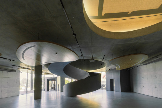 Haus des Brotes von Coop Himmelb(l)au | Messe- und Ausstellungsbauten