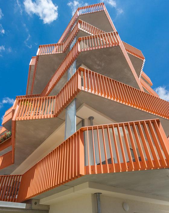 Mautner Markhof Gründe residential development by RLP Rüdiger Lainer + Partner | Apartment blocks