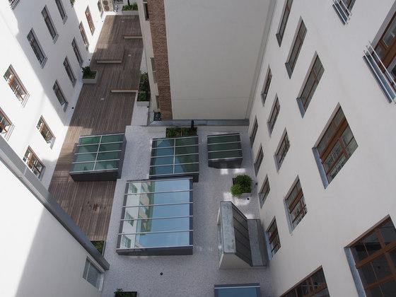 Revitalisation of Schottenring 19 by RLP Rüdiger Lainer + Partner | Office facilities