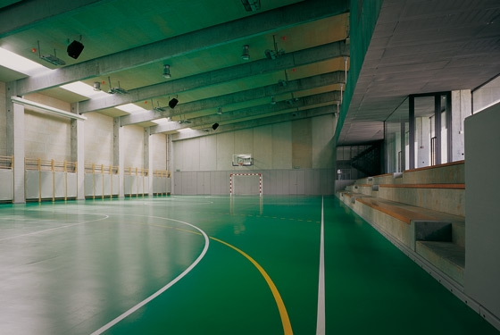 Sports/City Hall Bale by 3LHD | Sports halls