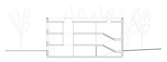Steinmürli School Buildung by Enzmann + Fischer AG | Schools
