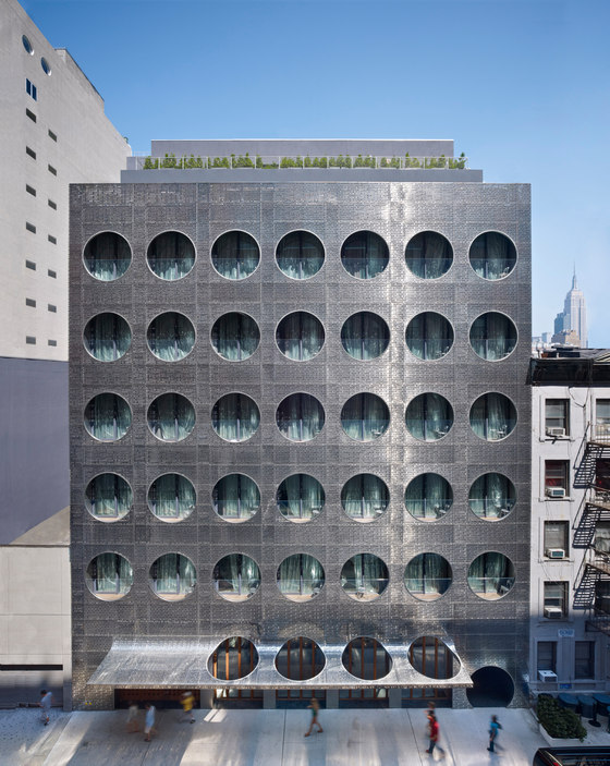 Dream Downtown Hotel By Handel Architects Hotels