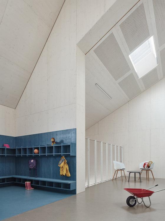 Kinder- und Familienzentrum Poppenweiler - Ludwigsburg de VON M   Guarderías/Jardín de Infancia