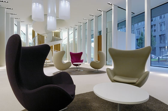 """Private Banking"" Zentrale in Frankfurt by Wittfoht Architekten 