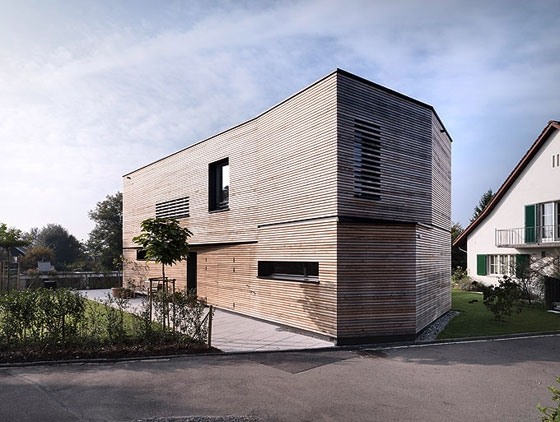 Haus S. by Ralf Carl Nimmrichter | Detached houses