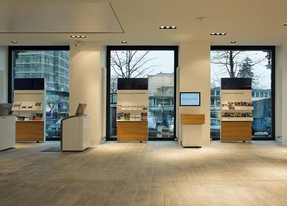 UBS Swiss Branch Redesign de Ralf Carl Nimmrichter | Bureaux