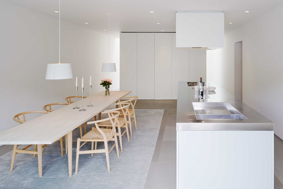 House L1 by Jonas Lindvall | Semi-detached houses