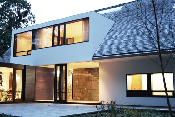 Greenwich House by julian king architect | Detached houses