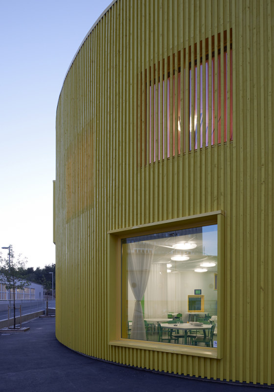 Tellus Nursery School by Tham & Videgård Arkitekter | Kindergartens / day nurseries