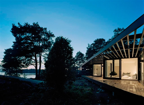 Archipelago House by Tham & Videgård Arkitekter | Detached houses