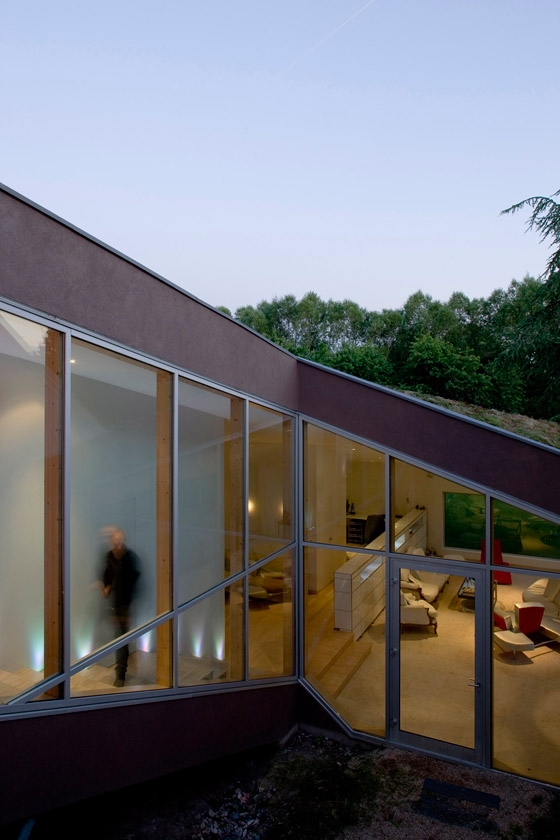 Spiral House by Powerhouse Company | Detached houses