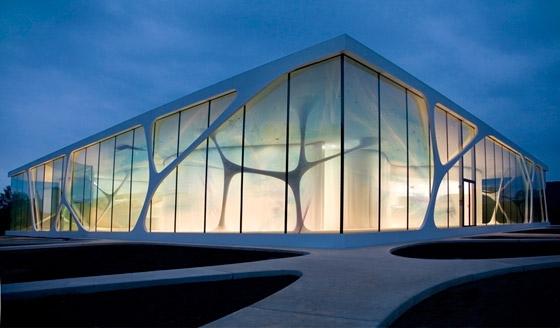 Leonardo Glass Cube de 3deluxe | Edificios para exposiciones / ferias