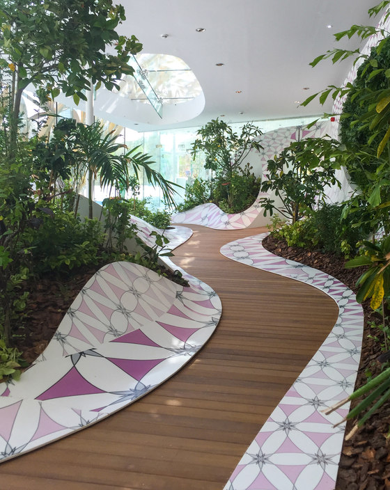 Butterfly Pavilion by 3deluxe | Installations