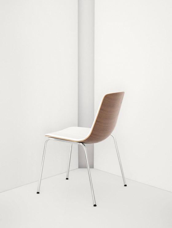 Dietiker, chair 'Lamina' by Studio Hannes Wettstein | Short runs
