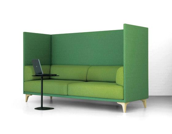 Erik Jørgensen, sofa 'Apoluna' by Studio Hannes Wettstein | Short runs