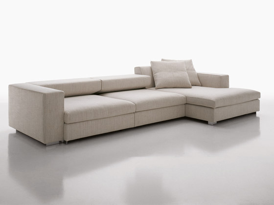molteni sofa turner von studio hannes wettstein. Black Bedroom Furniture Sets. Home Design Ideas