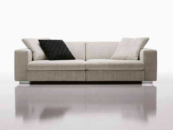 Molteni, sofa 'Turner' de Studio Hannes Wettstein | Series reducidas