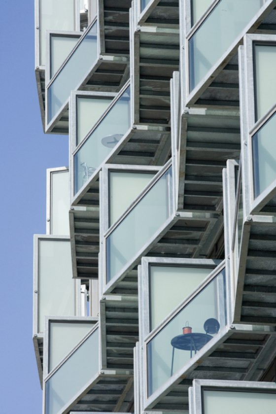 Abito Apartments by BDP architects | Apartment blocks