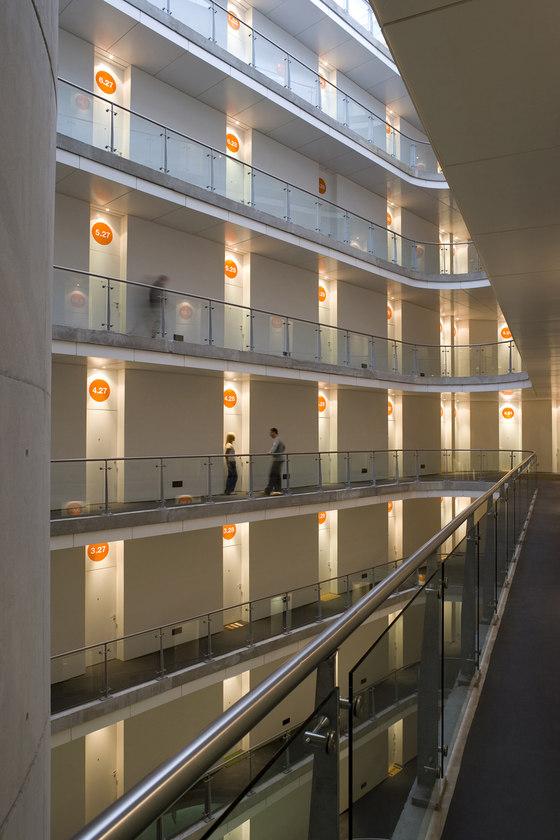 Abito Apartments di BDP architects | Case plurifamiliari
