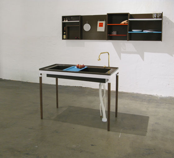 COLLAGE 'the kitchen demystified' by Isabelle Olsson | Prototypes