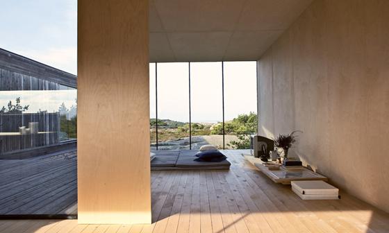 Summerhouse Inside Out Hvaler by Reiulf Ramstad Arkitekter | Detached houses