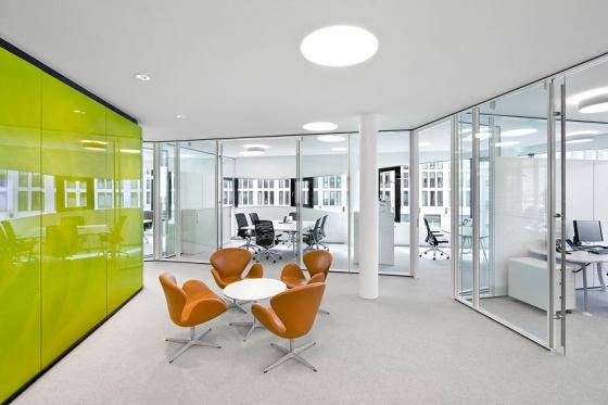 Otto Bock Science Center medical technology by Gnädinger Architekten | Office buildings