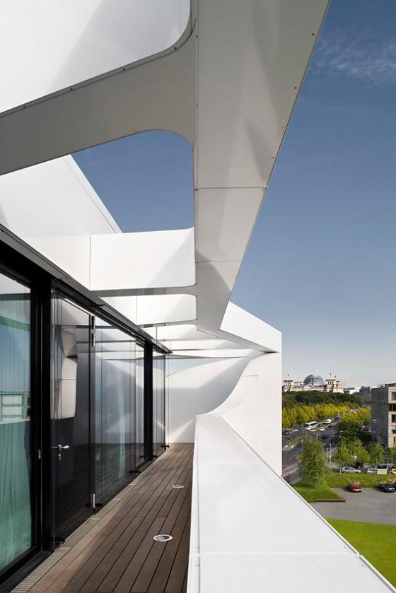 Otto Bock Science Center medical technology de Gnädinger Architekten | Edificio de Oficinas