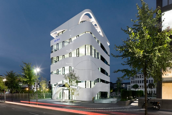 GNÄDINGER ARCHITEKTEN-Otto Bock Science Center medical technology