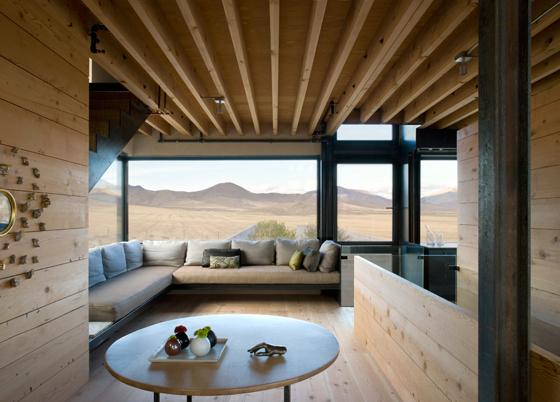 Outpost di Olson Kundig Architects | Case unifamiliari