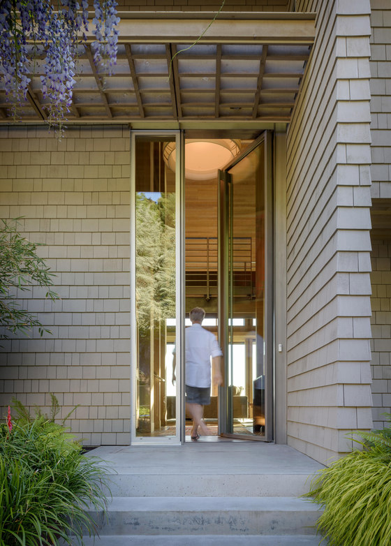 Fox Island Residence by Olson Kundig | Detached houses